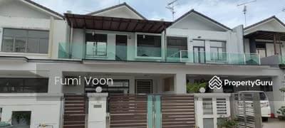 For Rent - Taman molek 2 storey superlink Terrace