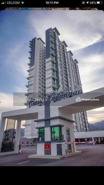 Meru Casa Kayangan Apartment Ipoh #162477339