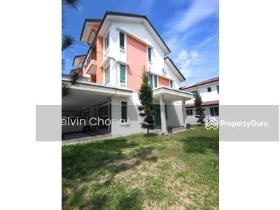 For Sale - Anjung Bercham Freehold Homestay Fully Furnitured Triple Storey Big Corner House For Sales