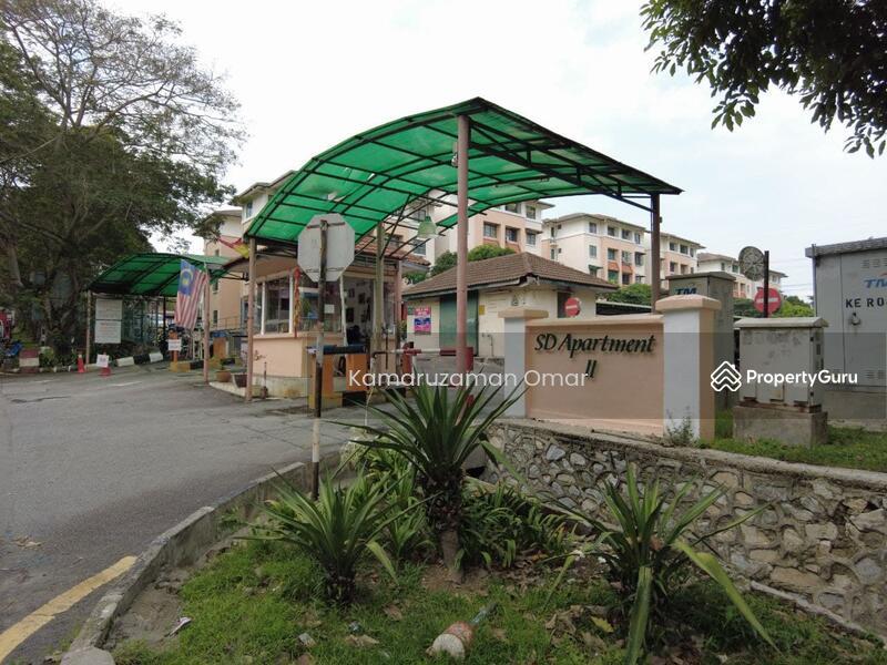 FREEHOLD FOR NON BUMI SD Apartment II Bandar Sri Damansara #162600343