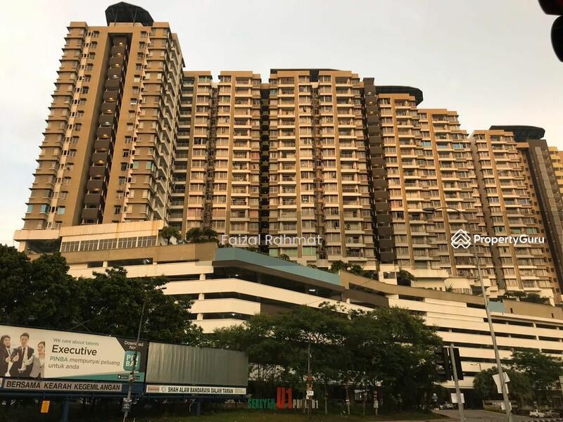 HOT AREA IN SHAH ALAM Condominium Prima U1, Shah Alam #162600409