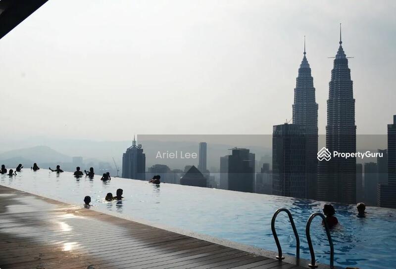[10 Min to KLCC] 3R3B 1300sqft Luxury Condo with PRIVATE LAKE Near Cheras Ampang KL #162647911