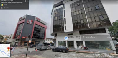 For Sale - Jalan Ipoh Wisma Wise 6 Storey Shop / Office For Sale / Rent