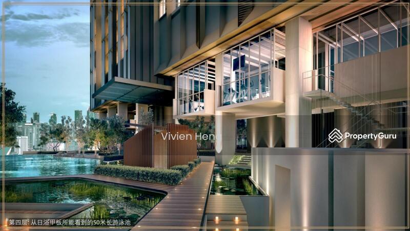 武吉免登城中城(BBCC)坐落于吉隆坡CBD #162712187