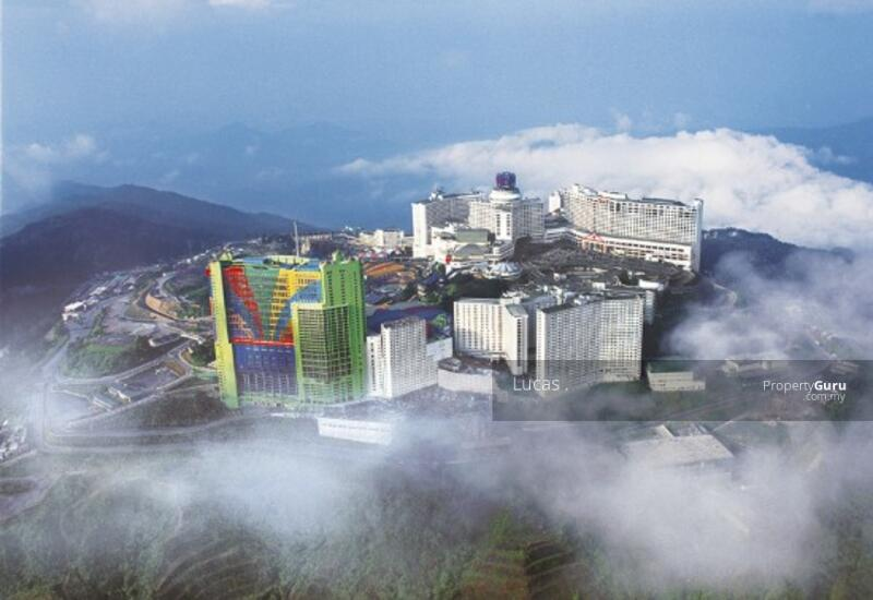 Fully Furnish Genting Freehold Investment! ! 6% GRR, Guarentee High ROI #162724269
