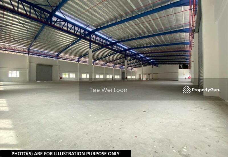 Taman Gembira Detached Factory Tampoi #162739269