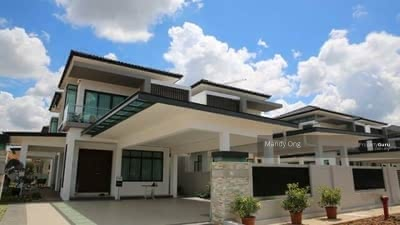 For Sale - Seremban ! ! 36x80 2-Storey Terrace , Rebate up to 35% Last Unit ! ! !
