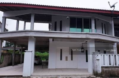 For Sale - Semi-D 2 tingkat Tengah Bandar Kemaman 24000 Terengganu