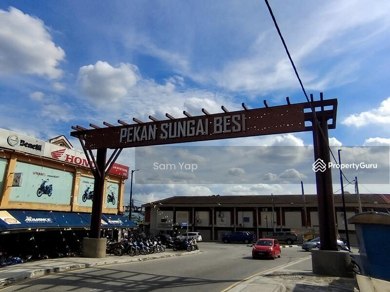 Jalan Suasa, Pekan Sg. Besi #162851825
