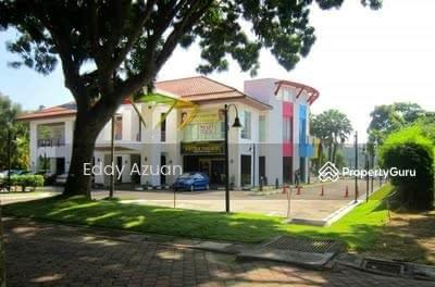 For Sale - 2 Story Commercial Building, Presint 10, Putrajaya