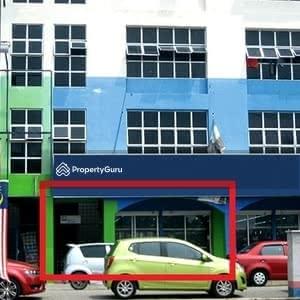 For Sale - After MCO ~ BANK LELONG : No. 4, Ground Floor, Wisma Semantan, Jalan Ahmad Shah, Temerloh, Pahang
