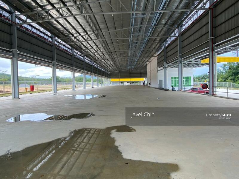 KOTA TINGGI OPEN SHED DETACHED FACTORY @ Medium Industry For Lease #162882065