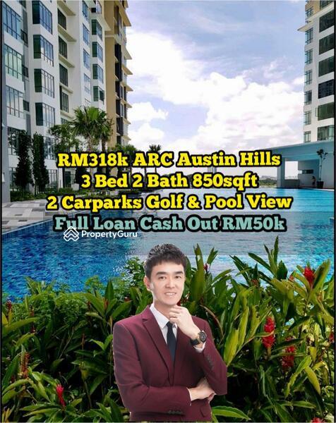 ARC @ Austin Hills Johor Bahru #162897169