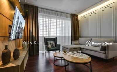 For Sale - [Hilltop Low Density] Luxury Semi-D Layout Condo