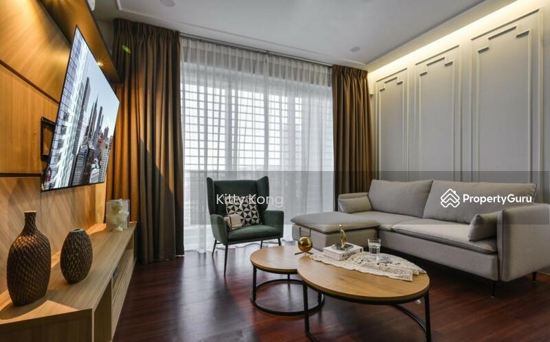 [Hilltop Low Density] Luxury Semi-D Layout Condo #162918101