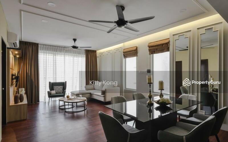 [Hilltop Low Density] Luxury Semi-D Layout Condo #162918107