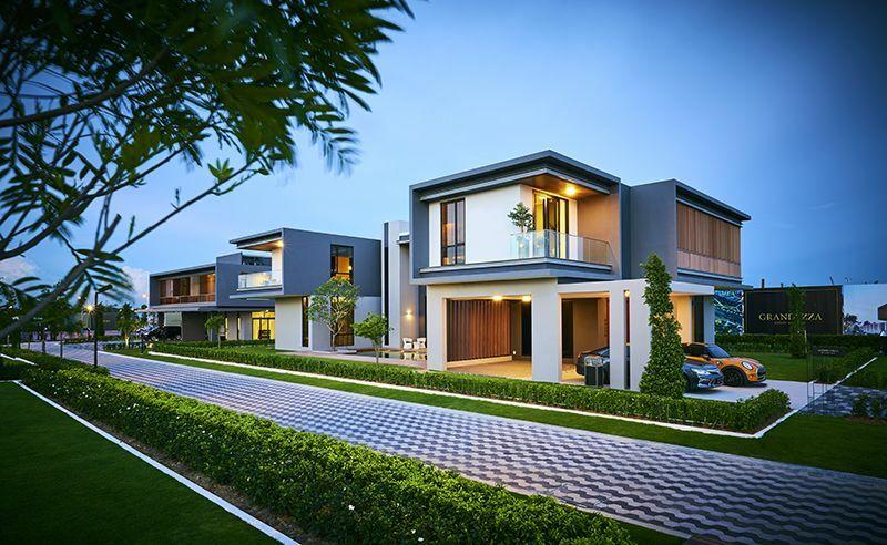 For Sale - Kota Kemuning New Villa Bungalow Rm1. 7mil