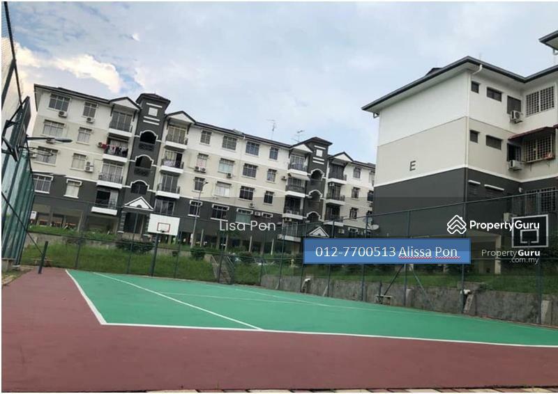 Ria Apartment 1 @ Taman Megah Ria #162974037