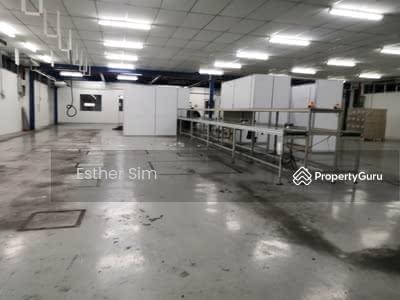 For Sale - Detached factory in Juru