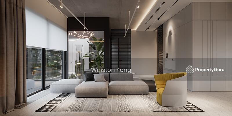 [Pavilion developer] Hilltop Semi D Condo [Greenary eco concept] Super Low Density #163038457