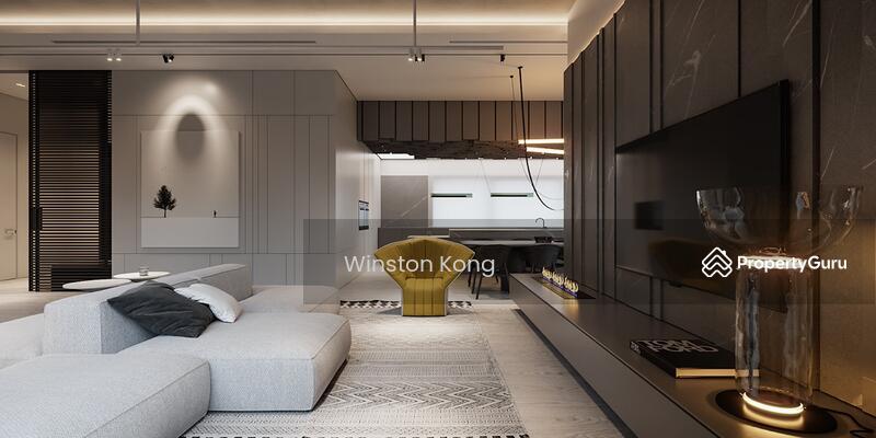 [Pavilion developer] Hilltop Semi D Condo [Greenary eco concept] Super Low Density #163038463