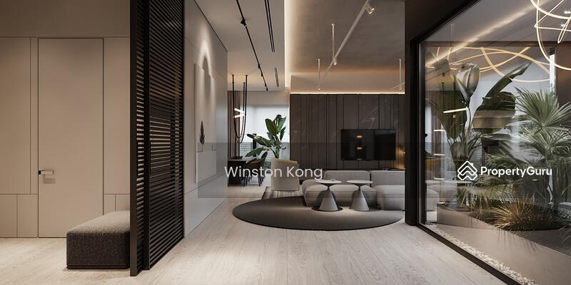 [Pavilion developer] Hilltop Semi D Condo [Greenary eco concept] Super Low Density #163038469