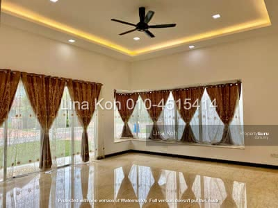 For Rent - Resort Style Bungalow with 2 Jacuzzi @ Setia Eco Park