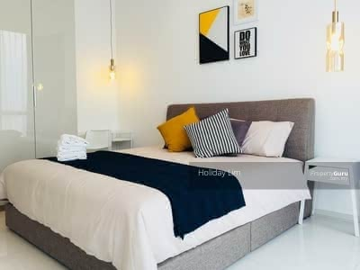 For Sale - 【 NEW DUAL KEY Condo 】DOUBLE Rental Income! Installment RM1000 RENTAL up to RM 3000