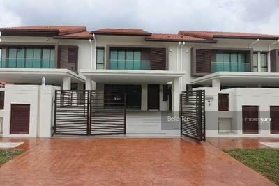 For Sale - WHAT ! ! only RM 409 k ! !! SEREMBAN 4 ! ! ! New Double Storey 24 x 75 freehold, 0% downpayment