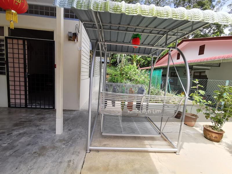 Kampung Bungalow with Orchard Durian Farm #163157617