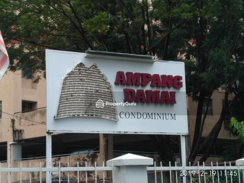 Ampang Damai Condominium #163182333