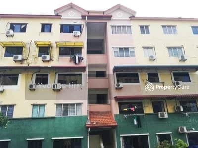 For Sale - Taman Gaya flat