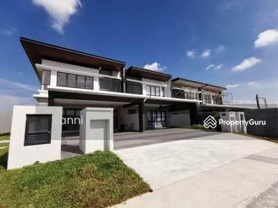 For Sale - [FREEHOLD] 22x75, 2 Storey Superlink @ Sungai Buloh