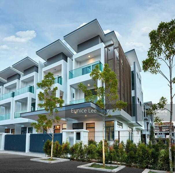 3 Storey Terrace House, Gated Guarded, Low Density, Last 50 Units, 0 Down Payment, Near Sentul #163210805