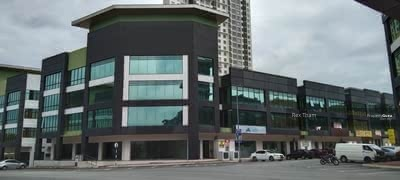 For Sale - New Shoplot Office 4 Storey 37x80 With No MOT Pay Offer !