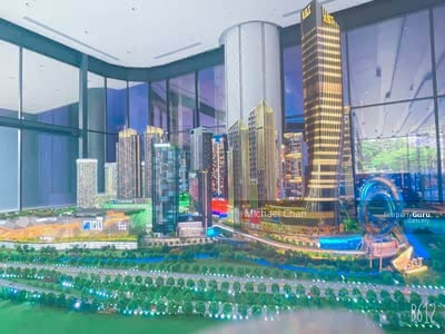 For Sale - I City Be Central Freehold Service Apartment New Project For Sale