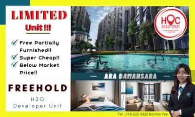 For Sale - H2O Residences