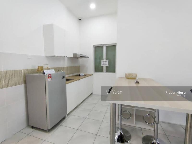 Kitchen - Fully Furnished