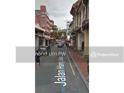 For Sale - Jonker Walk Jalan Hang Jebat Heritage Pre War Retail Shop