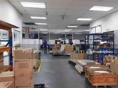 For Sale - 1. 5/s Semi-D Factory, Seberang Jaya, Near to Perai and Butterworth
