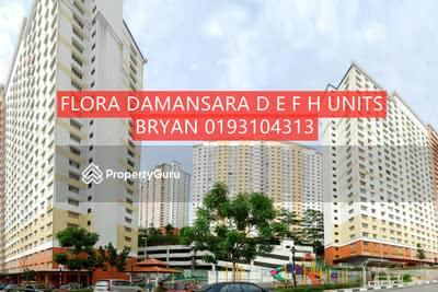 For Sale - Flora Damansara