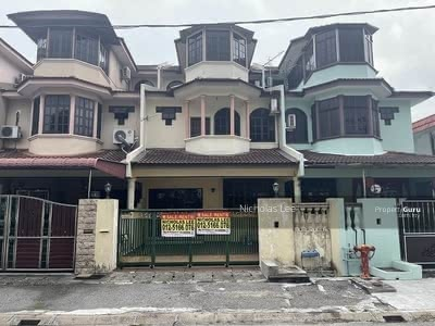 For Rent - 3 Storey House at Station18