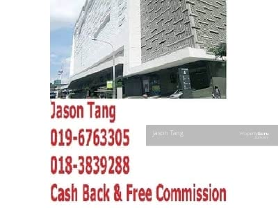 For Sale - Komleks Kenanga Wholesale City
