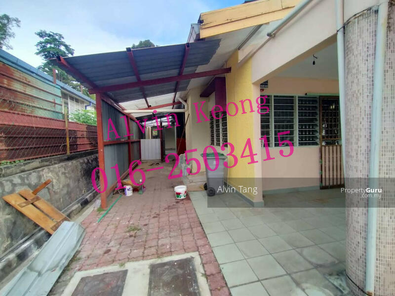 Seremban 40*90 Single Storey Semi-D ! Rahang Blossom Taman Ujong Near Primary School !! #163360301