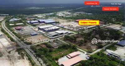 For Rent - penawar industrial park