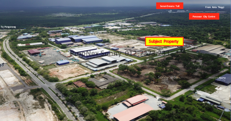 Within Matured Penawar Industrial Park