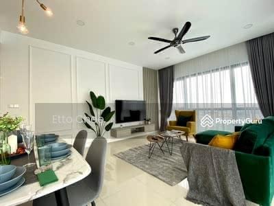 Disewa - ARIA Luxury Residence, KLCC