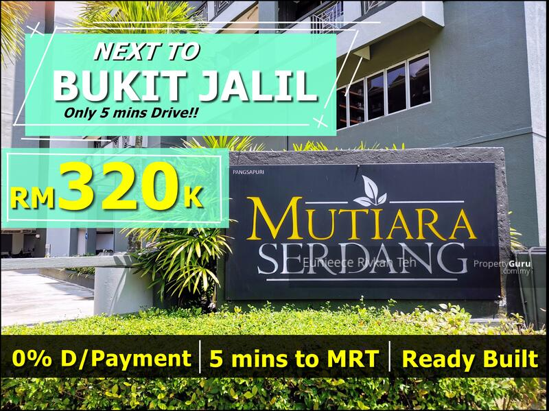 MRT  Condo ASTRO BUKIT JALIL #163506475