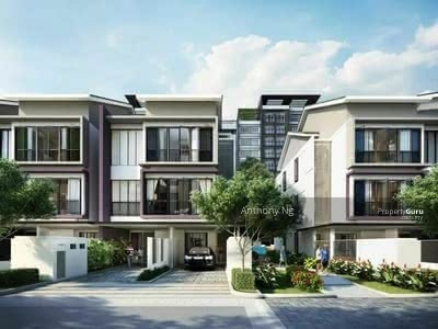 For Sale - Cheras[ High Appreciation ] New Townhouse 3B2B