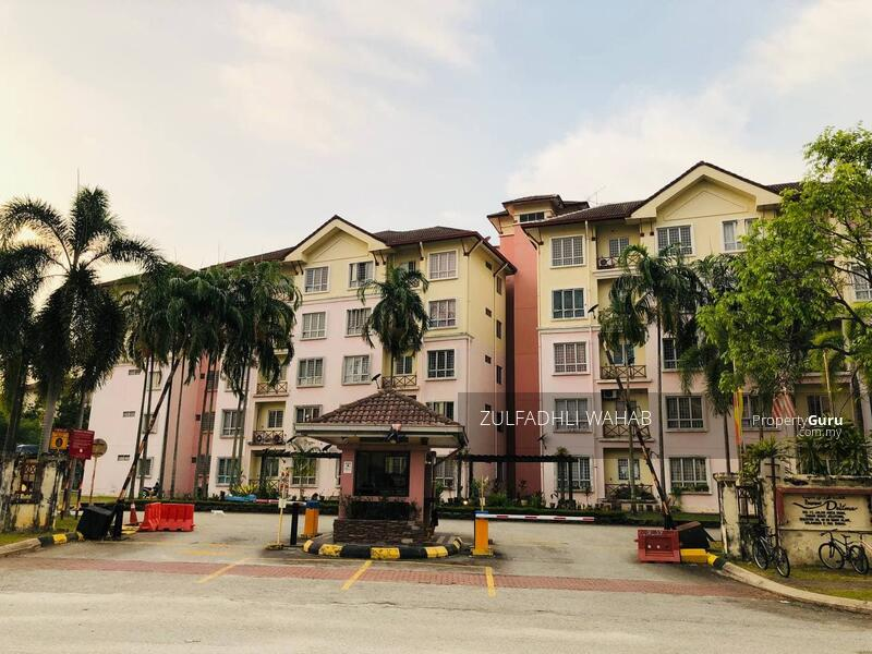 Delima Apartment, Bukit Jelutong, Shah Alam #163527113